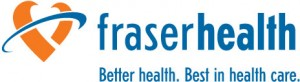 Fraser health Logo wide