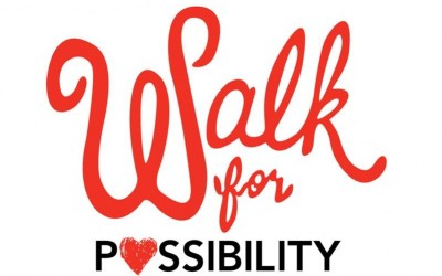 Walk for Possibility: Team New View!
