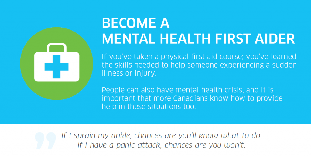 Mental Health First Aid New View Society