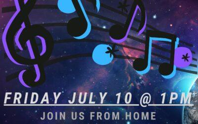 July 10th Coffee House – Virtual Edition