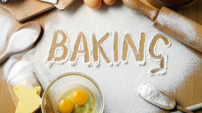 Baking Group- December 3rd