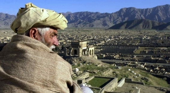 Traveling Armchair – Afghanistan