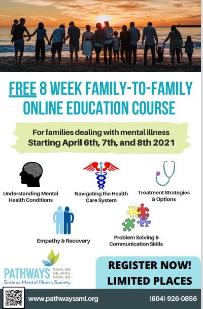 Family Education Opportunity – Online