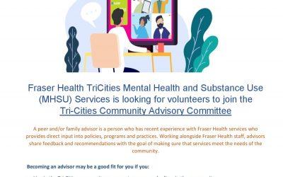 Community Advisory Committee Recruitment