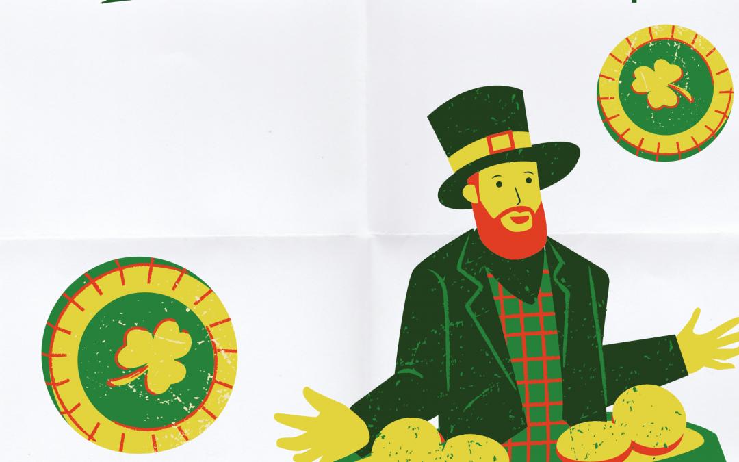St. Patrick's Day Virtual Bingo!