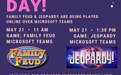 Virtual Games Day!